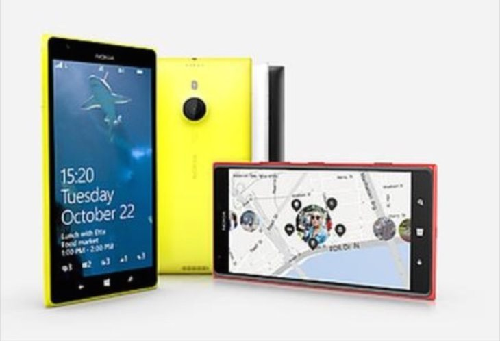 Nexus 6 vs LG G3 vs Nokia Lumia 1520 c