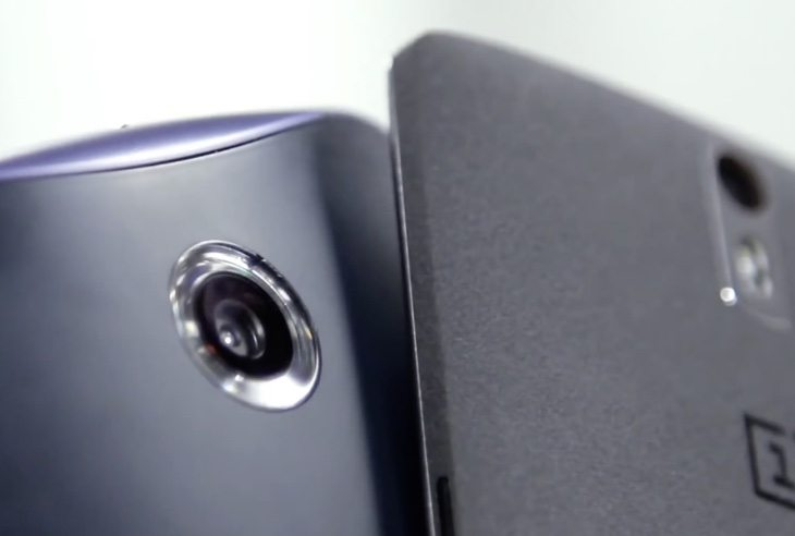 Nexus 6 vs OnePlus One b