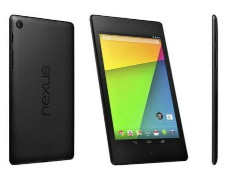 Nexus 7 2013 UK price