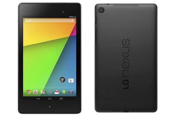 Nexus 7 3 LG 2014 partnership in favor of Asus