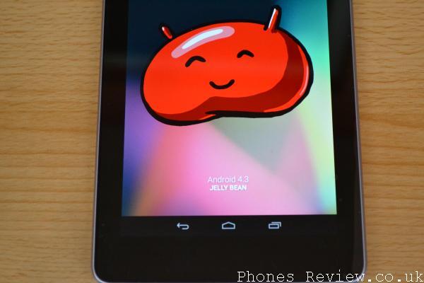 Nexus 7 hadns