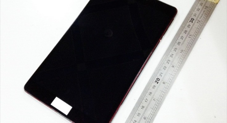 Nexus 8 in claimed dummy unit images