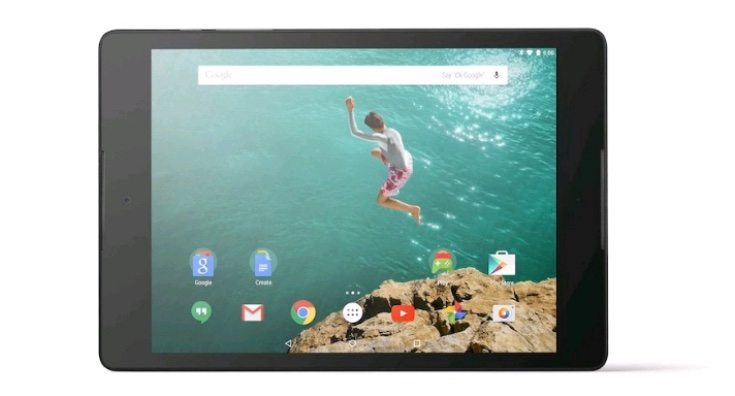 Nexus 9 price saving