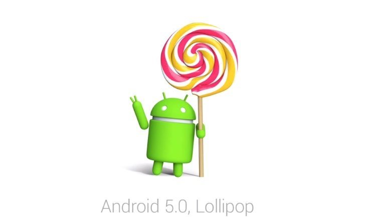 Nexus device Android 5.0 Lollipop update, dessert served now