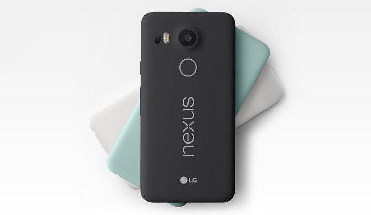 Nexus 5X release