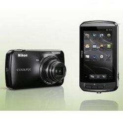 Nikon Coolpix S800c camera runs Android Gingerbread