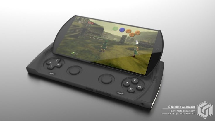 Nintendo Plus gaming phone b