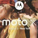 No Moto X live stream for event