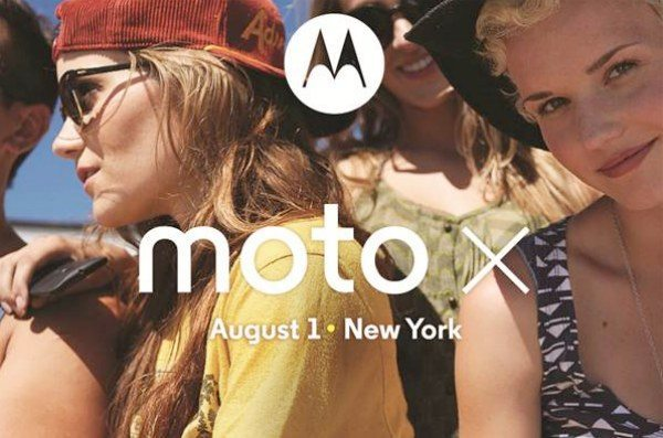 No Moto X live stream for event