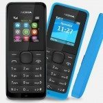 Nokia 105 back to the cheap past