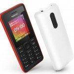 Nokia 106 and 107 official prices from $23