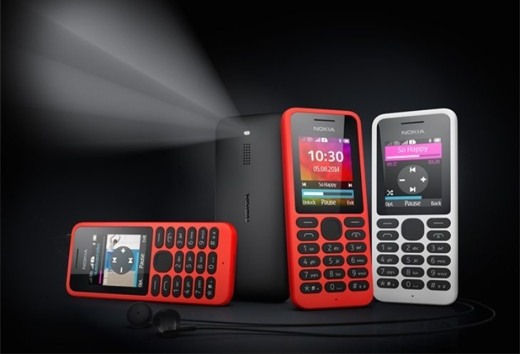 Nokia 130 release arrives for some