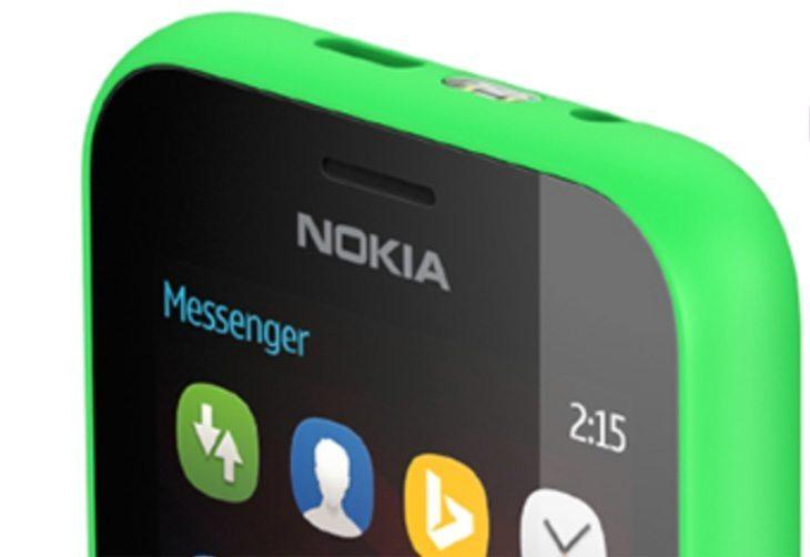 Nokia 215 feature phone b
