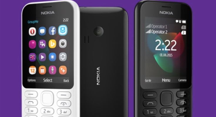 Nokia 222 benefits with software update 20.05.11