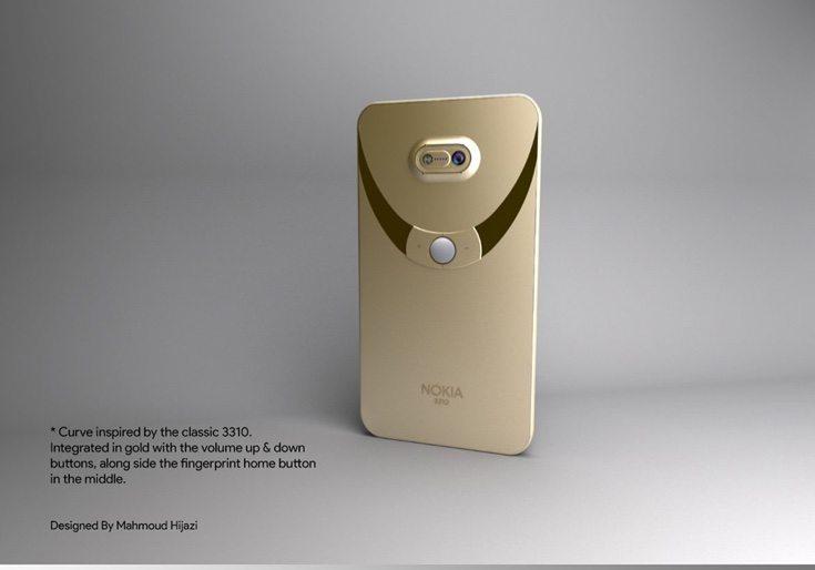 Nokia 3310 concept