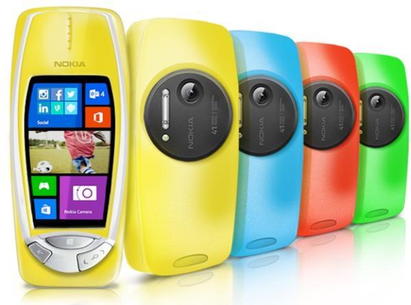 Nokia 3310 gets a Windows Phone makeover on special date