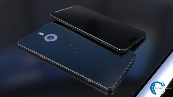 Nokia C9 render