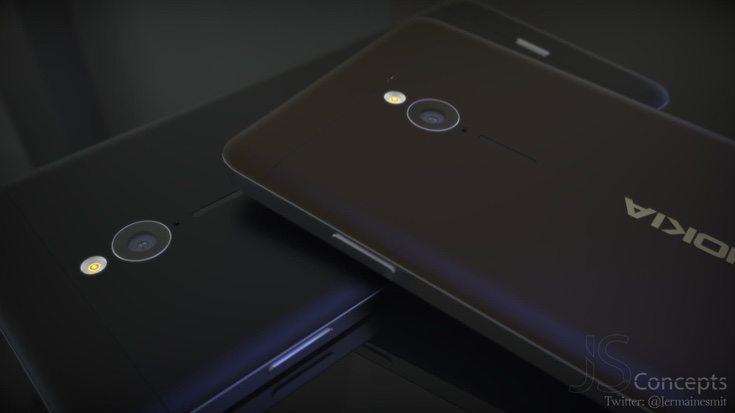 Nokia C9 design c