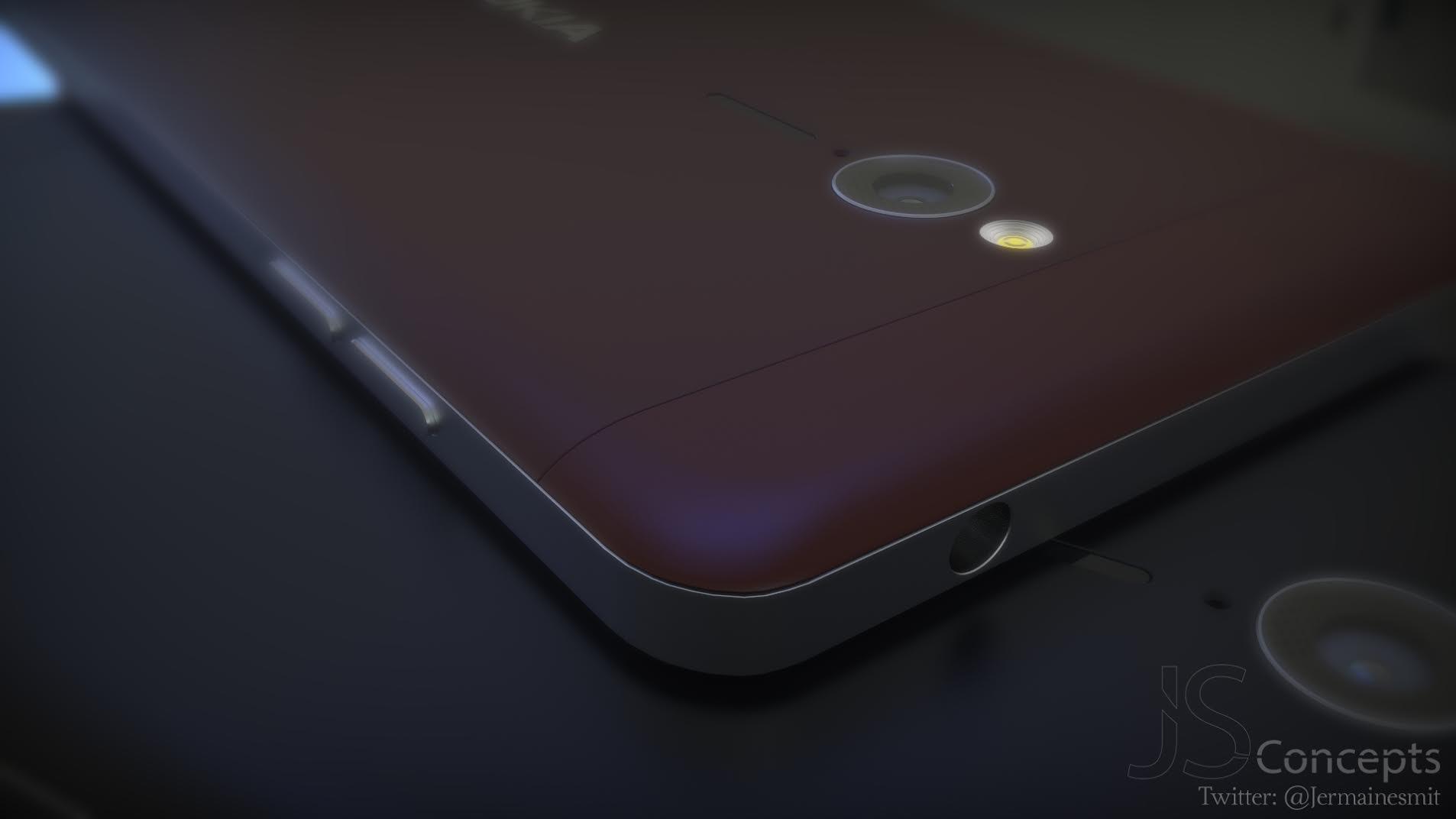 Nokia C9 design d