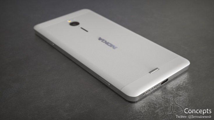 Nokia C9 design