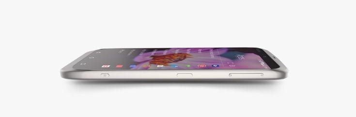 Nokia E1 design and specs b