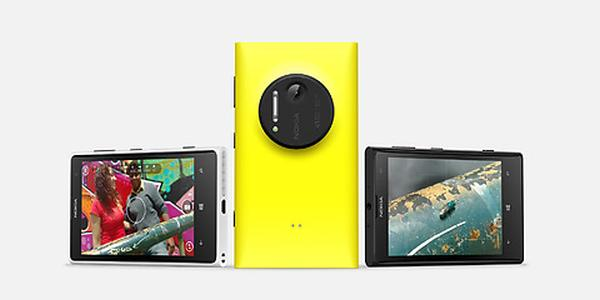 Nokia Lumia 1020 touches down on AT&T