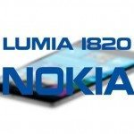 Nokia Lumia 1820 design teased
