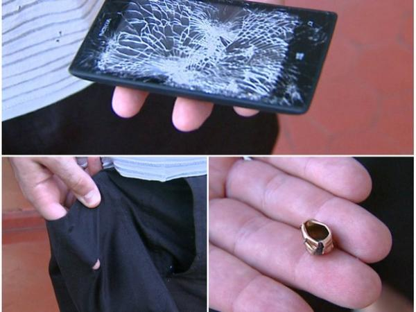 Nokia Lumia 520 saves police officers life