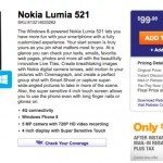 Nokia Lumia 521 price disbelief on MetroPCS