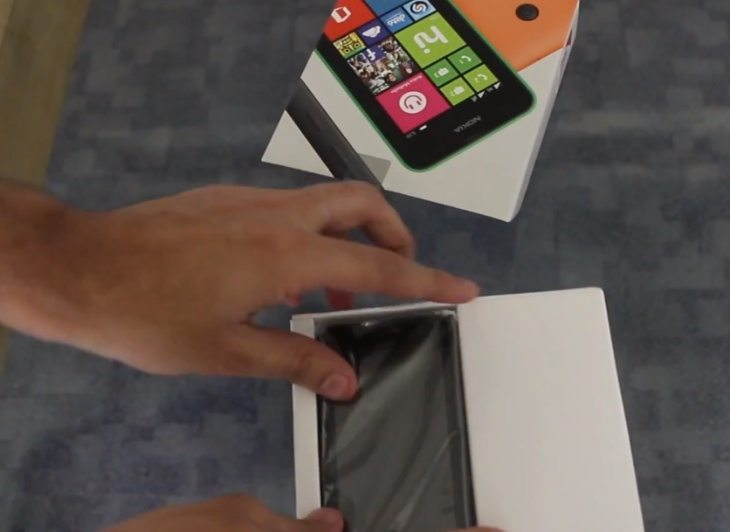 Nokia Lumia 530 first thoughts and unboxing b