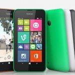Nokia Lumia 530 vs Nokia X b