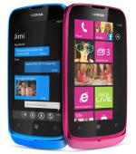 Nokia Lumia 610 low contract price via UK stores