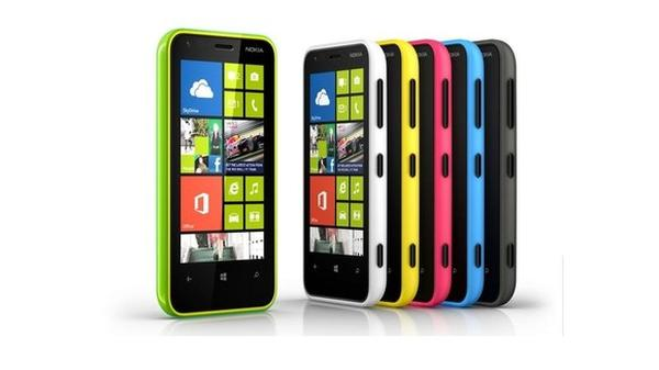 Nokia Lumia 620 treated to Black update