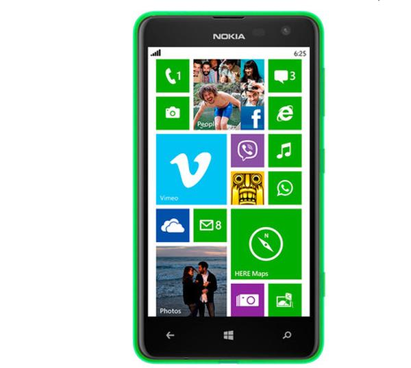 Nokia Lumia 625 India price on Flipkart