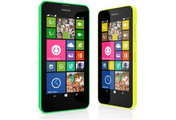 Nokia Lumia 630, 635 with WP 8.1 prices and release