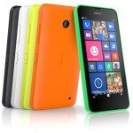 Nokia Lumia 630 release closes in with press render