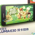 Nokia Lumia 630 specs listed ahead of launch