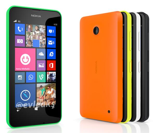 Nokia Lumia 630 teased again ahead of launch