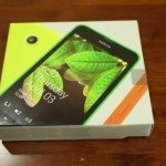 Nokia Lumia 630 unboxing provides quick look