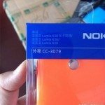 Nokia Lumia 636 TD-LTE version of Lumia 635 receives approval