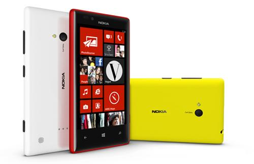 Nokia Lumia 720 and 520 UK release & SIM free price