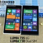 Nokia Lumia 735 could launch with 730