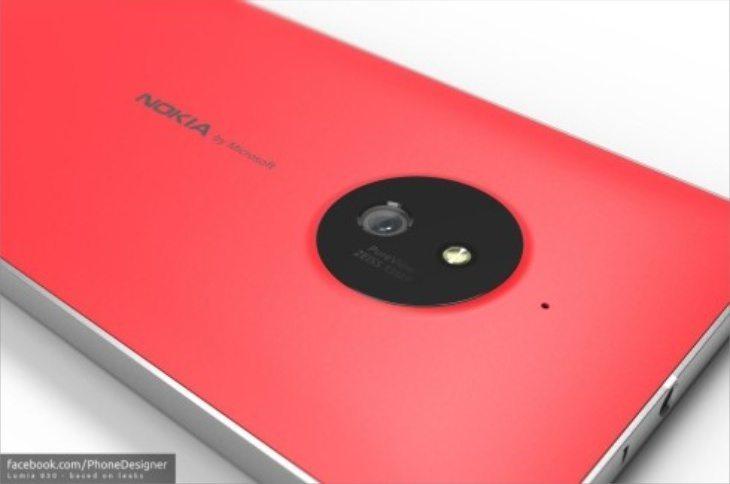 Nokia Lumia 830 design to impress b