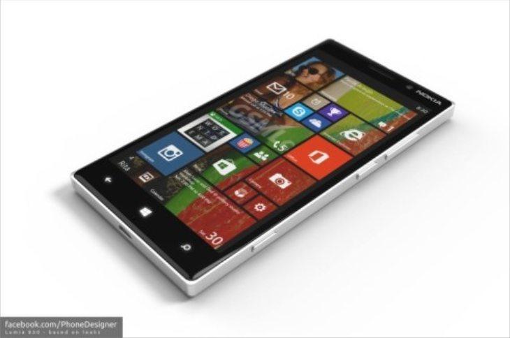 Nokia Lumia 830 design to impress c