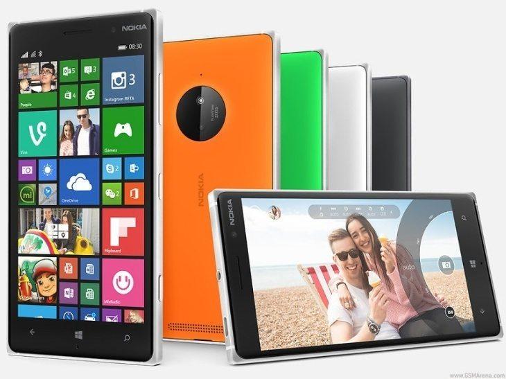 Nokia Lumia 830 price and release for India