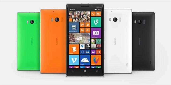 Nokia Lumia 830 vs 930 b