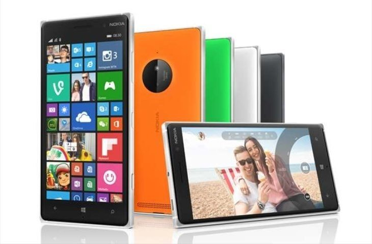 Nokia Lumia 830 vs Lumia 930 specs shootout