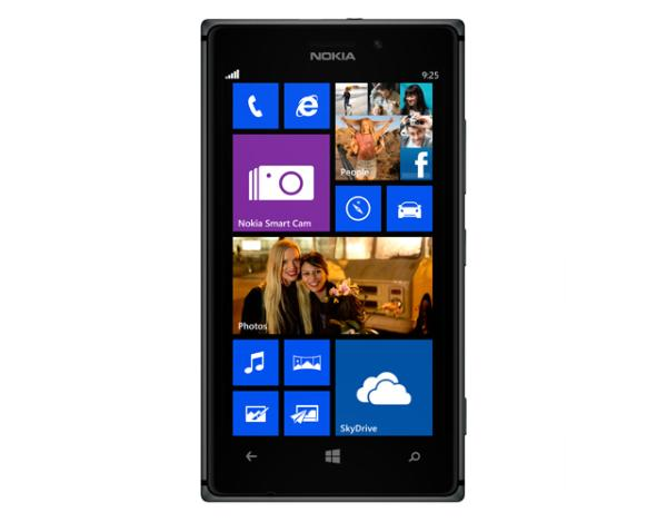 Nokia Lumia 925 three release