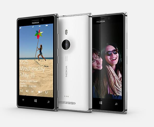 Nokia Lumia 925 vs 928 vs 920 in spec indifference