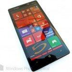Nokia Lumia 929 seen again before Verizon release